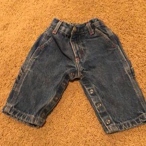 Polo Ralph Lauren jeans 3-6 months.